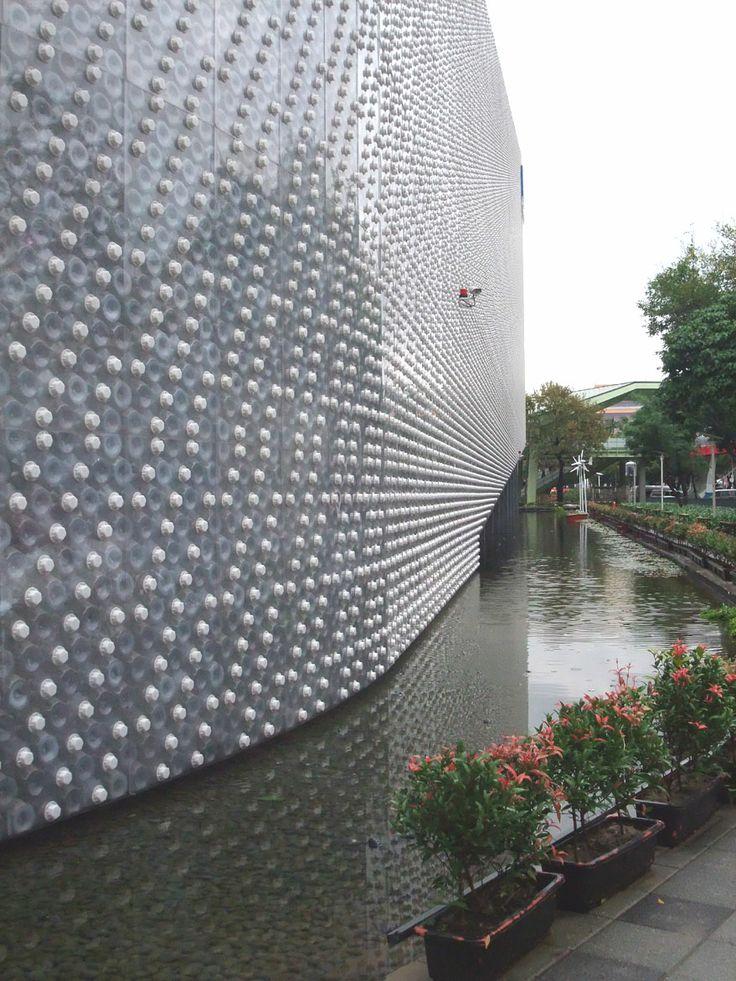 Ecoark Pavilion Taipei Taiwan Miniwiz Recycling
