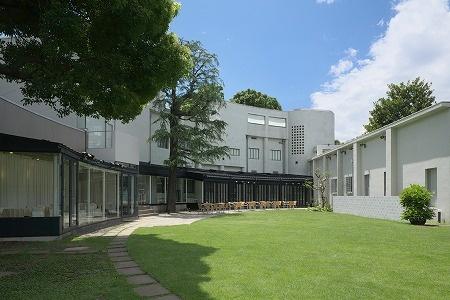 原邸(原美術館)  設計者:渡辺仁  竣工 :1938年  住所 :東京都品川区北品川4