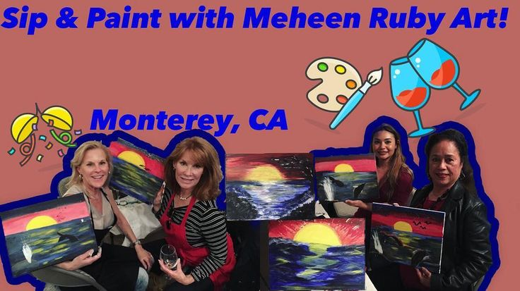 Hey! You might want to check out http://ift.tt/2uc9RXx to sign up for one of my super fun Sip & Paint classes!  I provide 2 drinks materials & instruction for you to create a painting a 10% off coupon for my online store and a surprise gift!  Go to my website to sign up today! I offer both the option for a non-alcoholic beverage OR to sign up for one of my sober classes!  Classes will be held at the Meheen Ruby Art Studio part of ArtWorks PG in the American Tin Cannery Building.  Learn how…