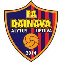 FA Dainava Alytus - Lithuania - - Club Profile, Club History, Club Badge, Results, Fixtures, Historical Logos, Statistics