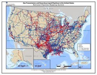 Die Besten Oil Pipeline Map Ideen Auf Pinterest - Oil in the us map
