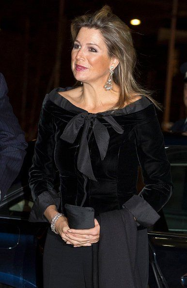 Queen Maxima at 110th anniversary Residentie Orchestra