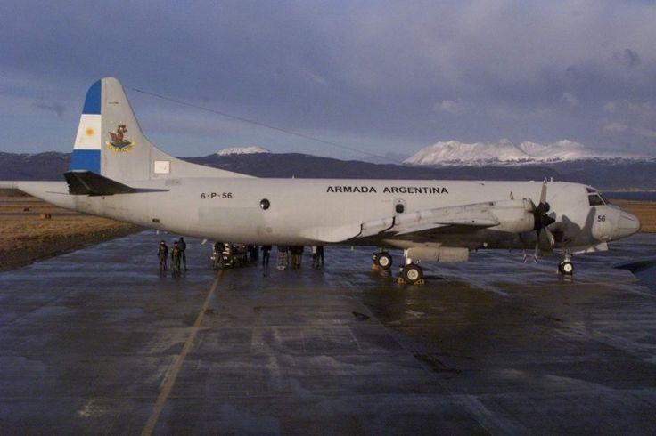 Lockheed P-3B Orion - Comando de Aviación Naval Argentina (Argentine Naval Aviation), Argentina