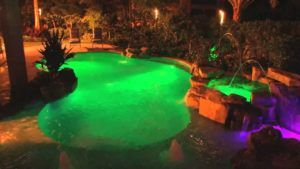 Intellibrite Color Led Pool Light