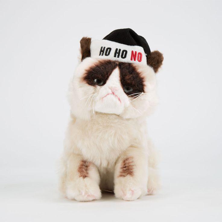 Ho Ho No Grumpy Cat