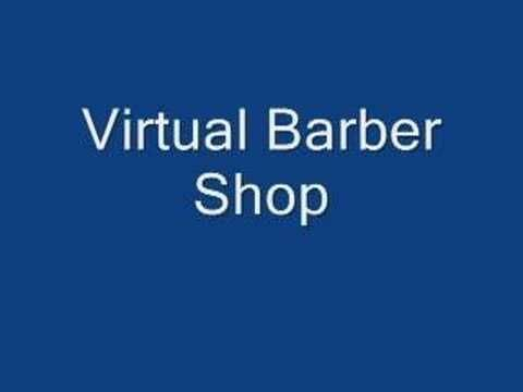 Amazing Virtual Barber Shop(Use headphones/earphones) this is legitimately soo creepy