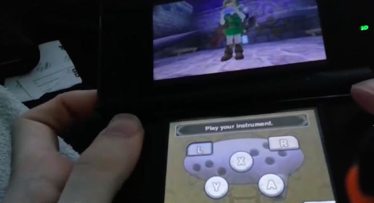 Playing A Bunch Of Songs On The Ocarina In 'The Legend Of Zelda: Majora's Mask'