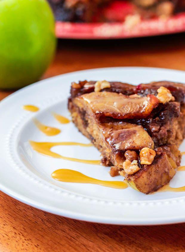 ... cake apple cinnamon upside down cake warm apple cornmeal upside down