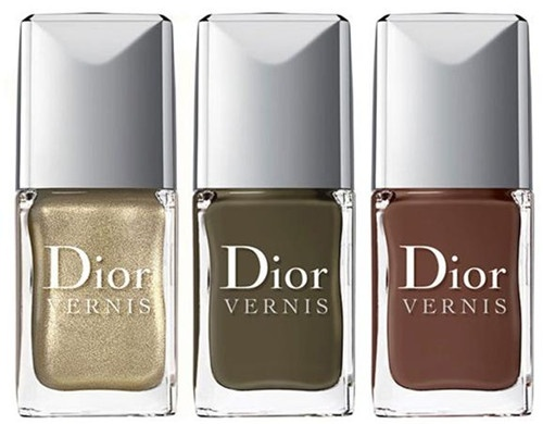 Dior Gorgeous Fall 2012 Makeup Collection