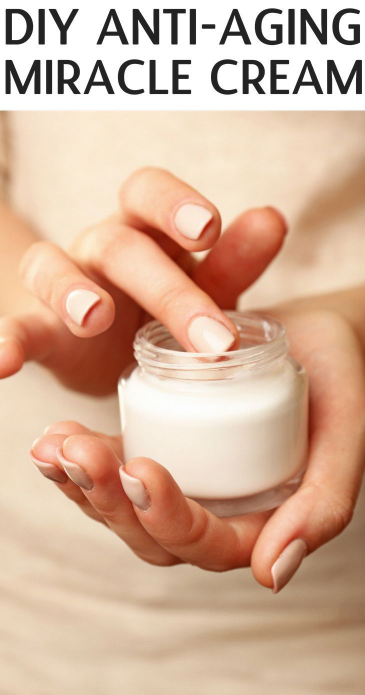 homemade face cream for wrinkles