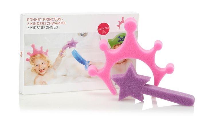Badspeelgoed voor prinsessen
