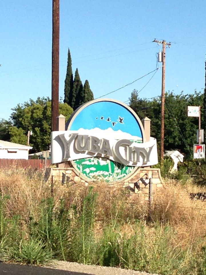 Born Yuba City In California