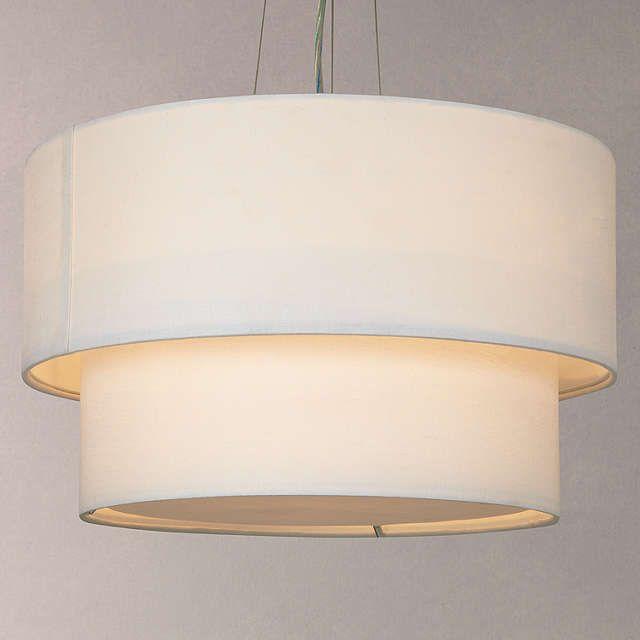 BuyJohn Lewis Samantha Layers Diffuser Pendant Ceiling Light Online at johnlewis.com
