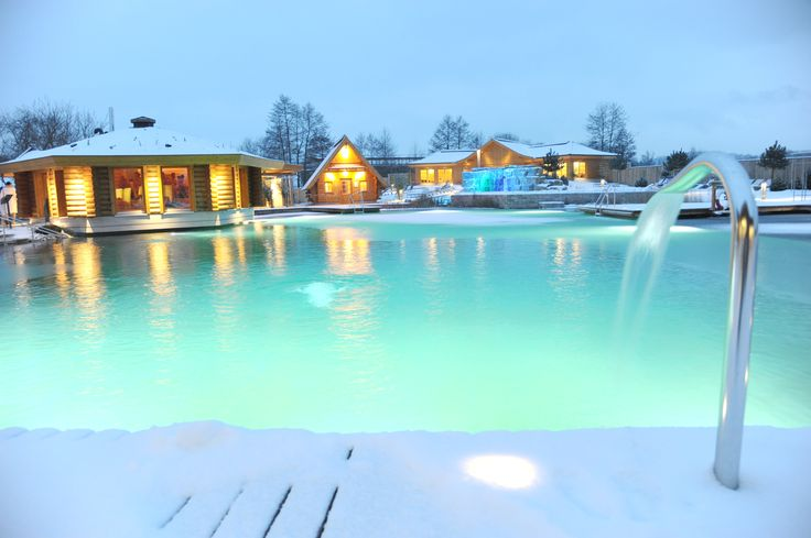 Winter-Wunder-Sauna-Land... in der Obermain Therme