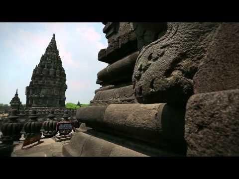 Candi PRAMBANAN {Prambanan Temple} - YouTube