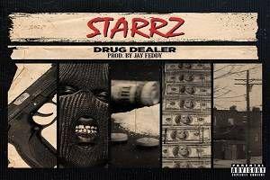 "V.I. Instragram I Am Starrz has announced his new single ""DRUG DEALER"" Track list coming soon"