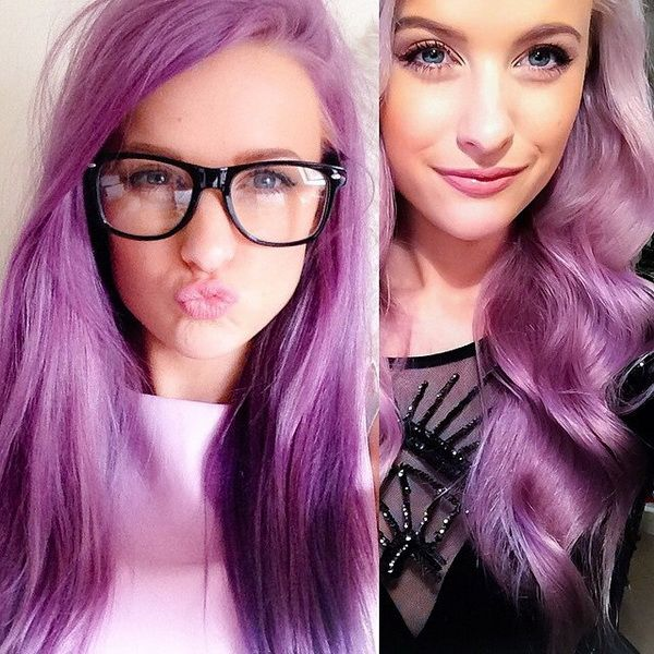 10 Hot Instagram Pastel Hair Color Ideas for Spring Summer 2015   Part 1  30 best making wigs for ag doll images on Pinterest   Colorful  . Hair Colour Ideas For Summer 2015. Home Design Ideas