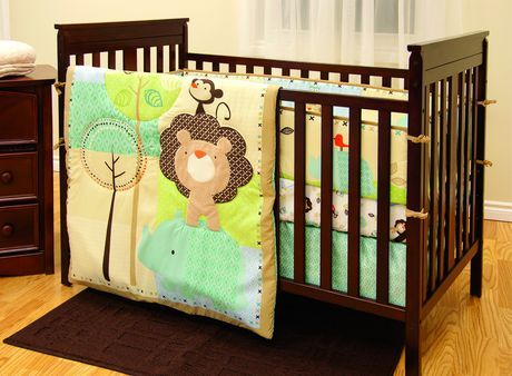 Fisher Price  Tan Safari 3pce Crib set for sale at Walmart Canada  Shop37 best Crib Sets images on Pinterest   Crib sets  Cribs and  . Neutral Baby Bedding Sets Canada. Home Design Ideas