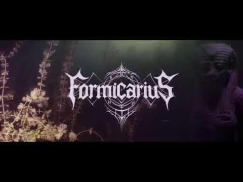 Formicarius prepare to release Black Mass Ritual through Schwarzdorn Production #schwarzdorn #formicarius #blackmass #blackmetal