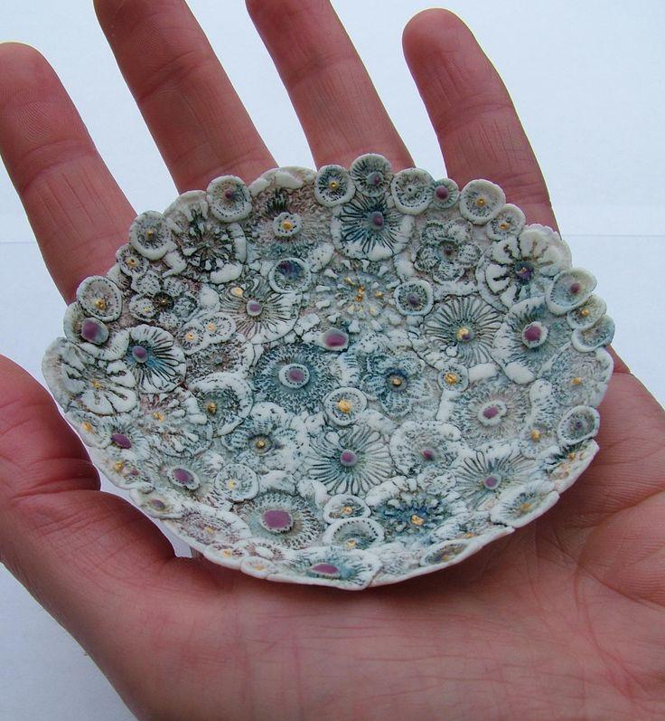 "Emma Louise Watson - ""Patchwork"" bowl"
