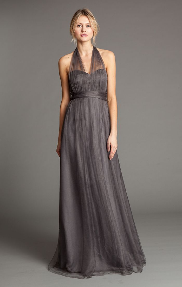 explore tulle bridesmaid dress