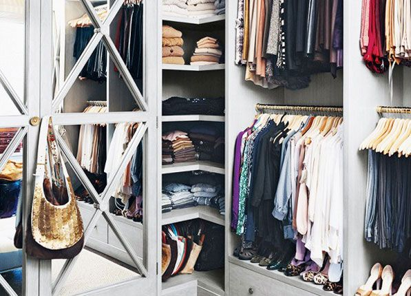 """Pull Everything Out and Onto the Floor """"Don't leave a single wardrobe or dresser drawer unopened. Make sure you have gathered every last piece of clothing."""""""