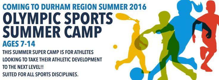 Olympic Sports Development Camp