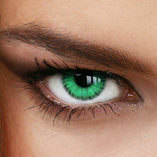 Connu Les 25 meilleures idées de la catégorie Lentille contact couleur  VU41