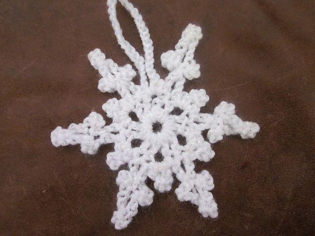 flocon neige (tuto)