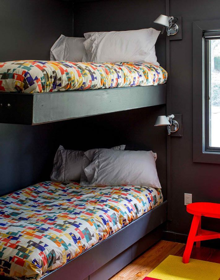 not your childhood bunk beds