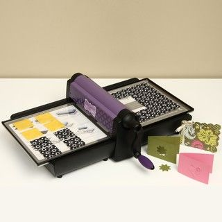 @Overstock - The Westminster Big Shot Pro Machine will cut our smallest dies to our biggest. In addition the Big Shot Pro Machine works with every Sizzix and Ellison design ever made.http://www.overstock.com/Crafts-Sewing/Westminster-Sizzix-Big-Shot-Pro-Shape-Cutting-Machine/5915790/product.html?CID=214117 $279.99
