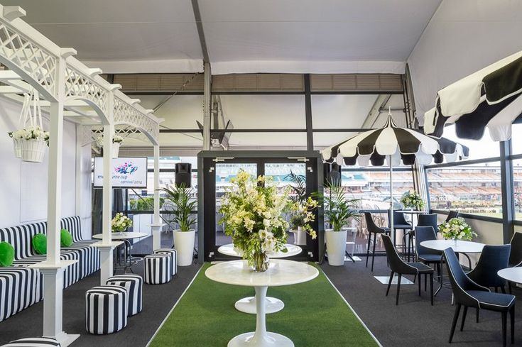 Cgu insurance melbourne cup carnival 2014 at Georgeous