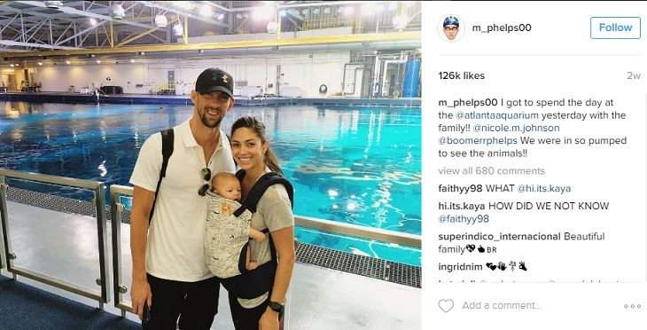 Michael Phelps Wedding: Swimmer To Wed Fiancee Nicole Johnson In Intimate Ceremony - http://www.morningnewsusa.com/michael-phelps-wedding-swimmer-wed-fiancee-nicole-johnson-intimate-ceremony-2397119.html