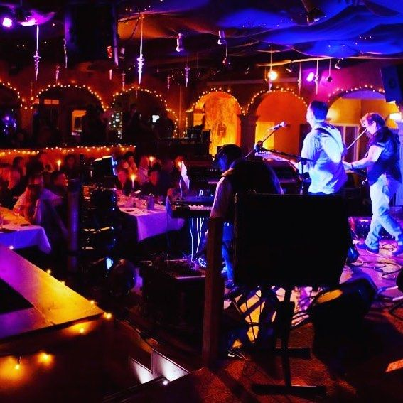 The Elephant Cafe transforms into this wonderful #livemusic venue... with fabulous #concerts #dining #rockmusic #blues #jazz #progrock #folk #soul #greatacoustics #greatlighting #greatambiance - to see what's coming up visit http://ift.tt/2dyRjsf