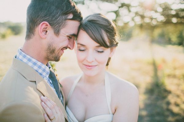 West Texas Rustic Chic Wedding