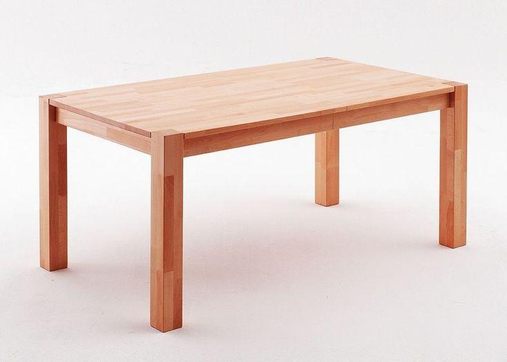 Esstisch Kernbuche massiv Holz ausziehbar 4871. Buy now at https://www.moebel-wohnbar.de/esstisch-kernbuche-massiv-holz-ausziehbar-4871.html