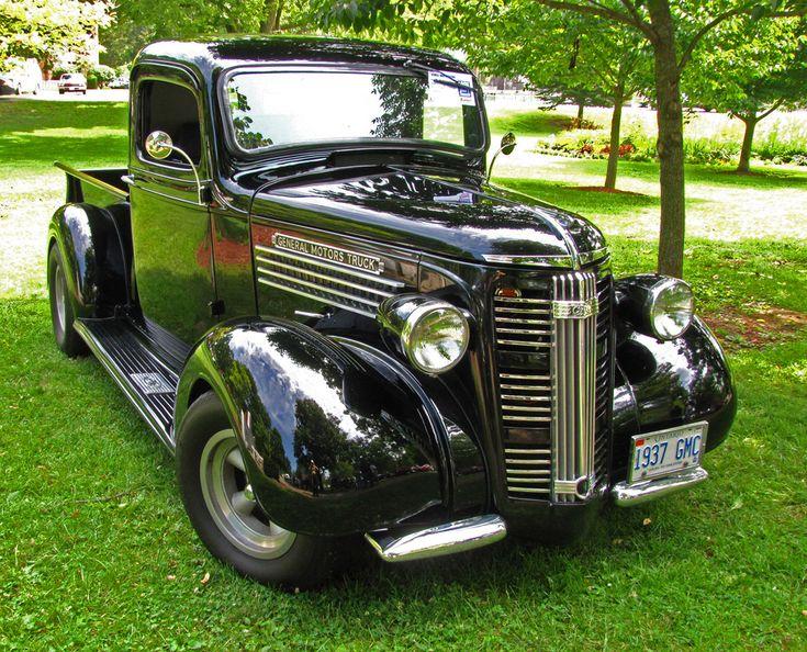 1937 General Motors Pickup