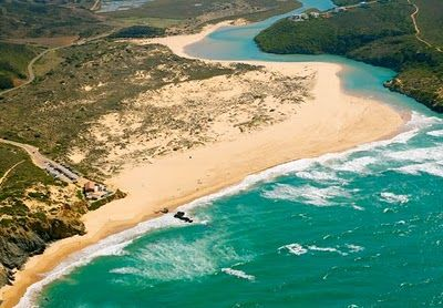 Praia da Amoreira (Costa Vicentina - Portugal)