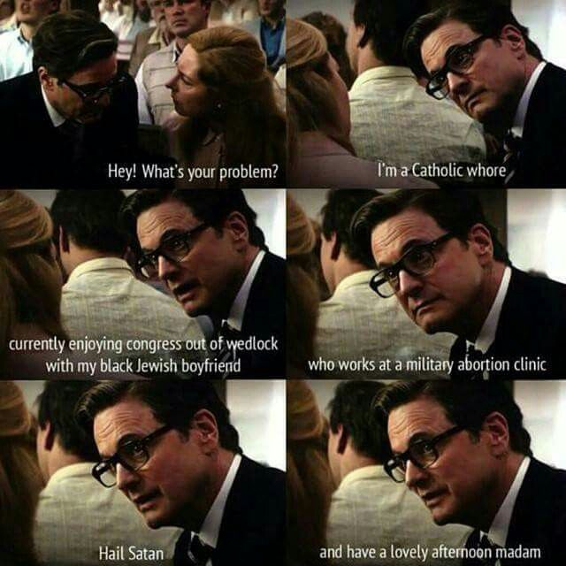 Kingsman The Secret Service Quotes: One Of The Best Lines From 'The Kingsman'