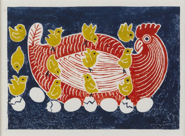 Easter Design, Fortnum & Mason by Edward Bawden. Gorgeous!