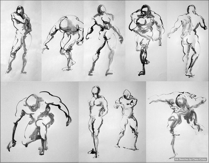 Human figure poses - photo#46