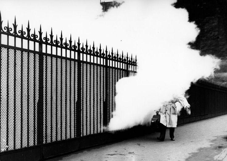 la passerelle a vapeur