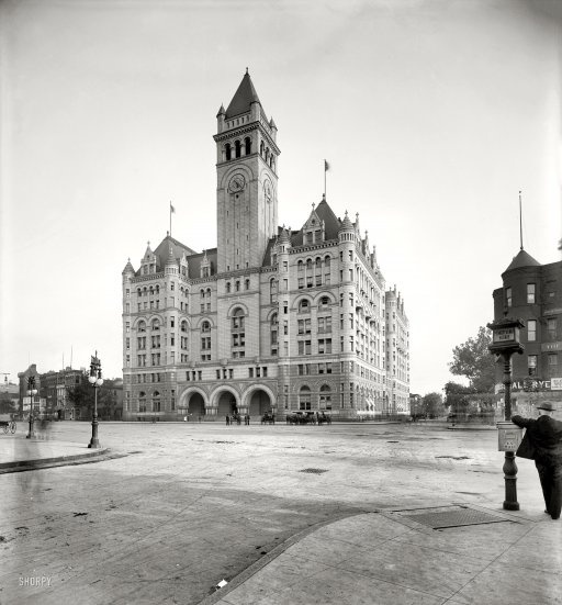 Old Post Office, DC