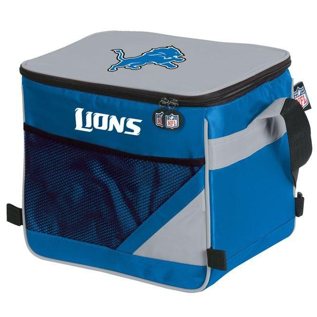 North Pole NFL Detroit Lions 24-can Cooler