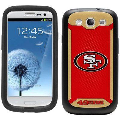 San Francisco 49ers Rugged Galaxy S3 Phone Case