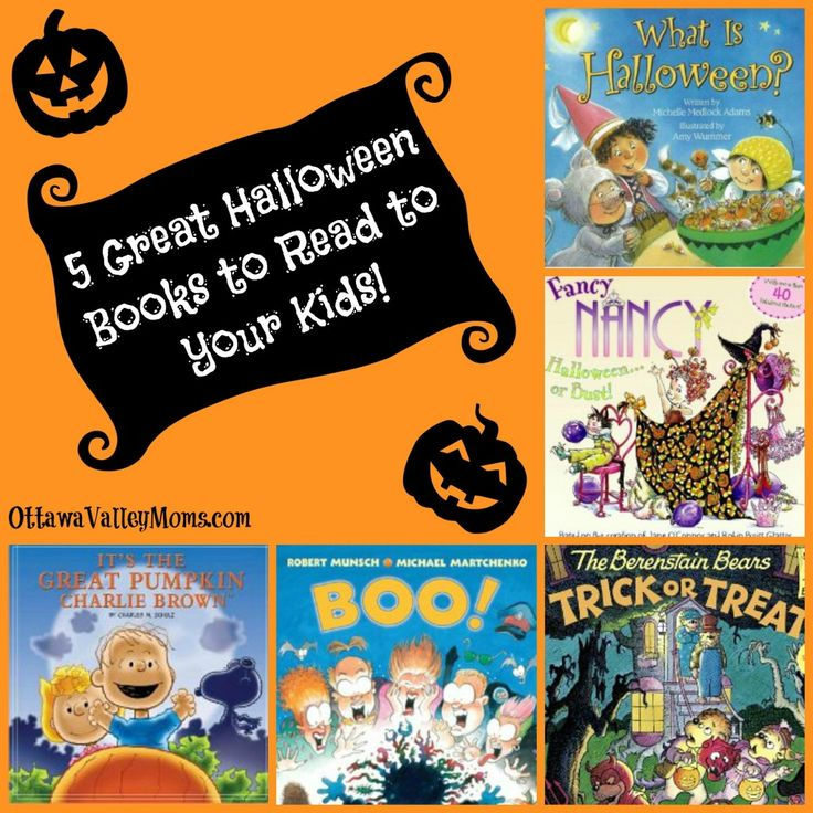 5 great halloween books to read to your kids halloween
