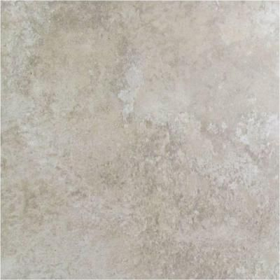 Earth Sand 12 In X 12 In Beige Ceramic Floor And Wall Tile Flips Pinterest Wall