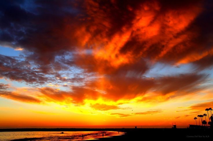 Sunset at Corona Delmar by Banh Mi on 500px