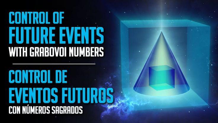 Control of Future Events -Control de Eventos Futuros - Grabovoi