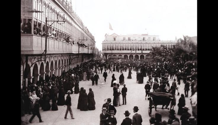 Lima Antigua - Plaza Mayor de Lima
